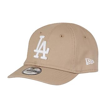 New Era 9Forty Kinder Baby Cap - Los Angeles Dodgers beige