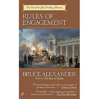 Rules of Engagement by Bruce Alexander - 9780425208533 Book
