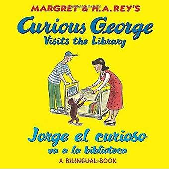 Neugierig George besucht die Bibliothek/Jorge el Curioso Va ein la Biblioteca