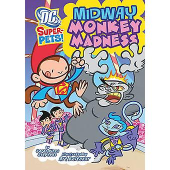 Midway Monkey Madness by Sarah Hines Stephens - Art Baltazar - Jerry