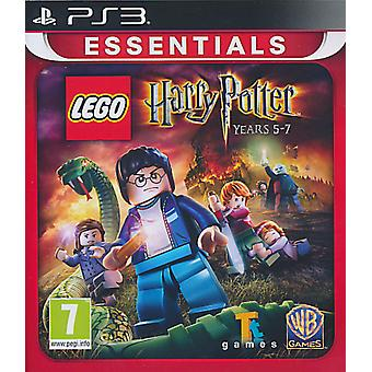 LEGO Harry Potter Years 5-7 Essentials - Playstation 3