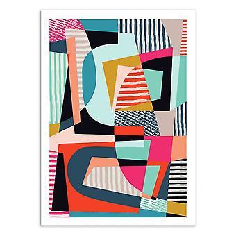 Art-Poster - Colorshot - Susana Paz 50 x 70 cm
