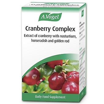 A. vogel Cranberry complexe tabs 30