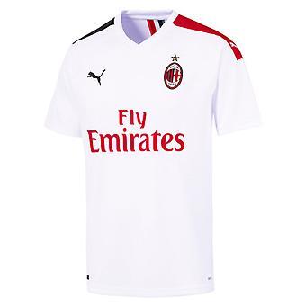 2019-2020 AC Milan Puma Away Football Shirt