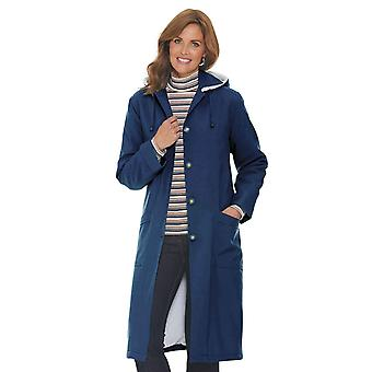 Ladies Womens Shower Jacket Coat