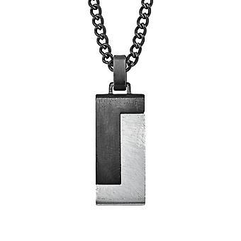 s. Oliver Jewel Men ' s Chain aço inoxidável DogTag 2026276