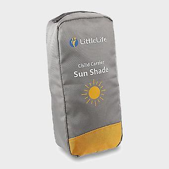 Littlelife Child Carrier Sun Shade Travel Bag Pack Silver