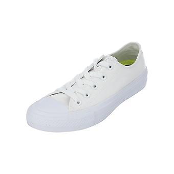 Converse Chuck Taylor All Star II Ox vrouwen mannen sneakers lage schoenen wit nieuw