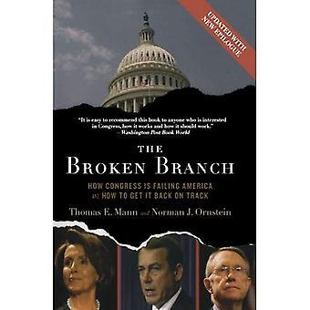 Rikki haara: Miten kongressi ei Amerikan ja miten saada se takaisin raiteilleen (toimielimet amerikkalaisen demokratian)