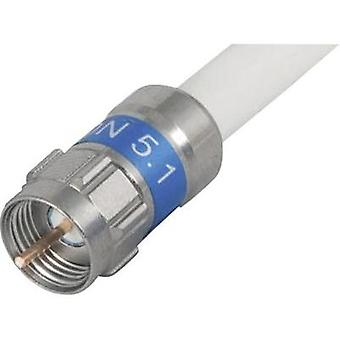 SAT Connector Cable diameter: 7 mm