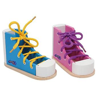 Legler Shoe To Strung, Colorful (Toys , Educative And Creative , Motricity)
