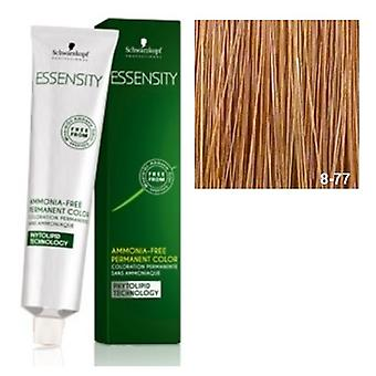 Schwarzkopf Professional 8-77 Essensity Intense Light Blonde Cobrizo