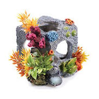 Classic For Pets Small Cubic Habitat (Peces , Decoración , Adornos)