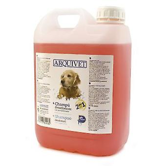 Arquivet Shampoo Conditioner 2 1,5 L (Dogs , Grooming & Wellbeing , Shampoos)