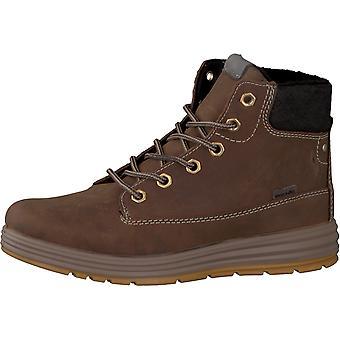 Ricosta Boys Derek Waterproof boots Hazel Brown