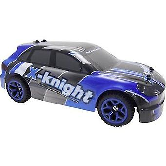 Amewi 22223 Rallye PR-5 1:18 RC model car for beginners Electric Road version 4WD incl. batteries and charger