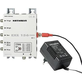 SAT unicable cascade multiswitch Kathrein EXE 156 Inputs (multiswitches): 5 (