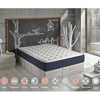 Viscoelastic luxury memory comfort mattress 160 x 200 Largo