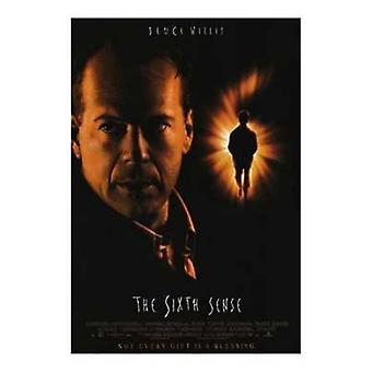 Sixth Sense Movie Poster (11 x 17)