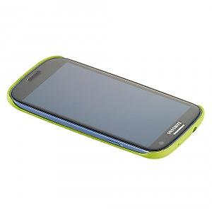 Made for Samsung vent cover Grün for Samsung Galaxy S3