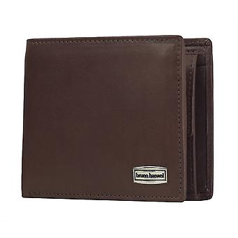Bruno banani mens wallet plånbok Brown 3767