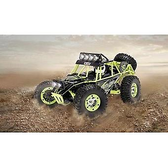 Reely Brushed 1:10 XS RC model car Electric Buggy 4WD RtR 2,4 GHz