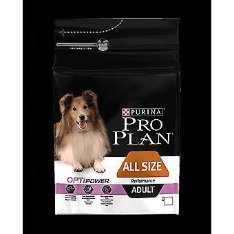 Pro Plan Dog Adult Optipower Performance Chicken 14kg