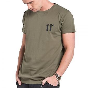 11 grader Core T-Shirt Khaki
