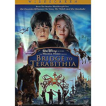 Bridge to Terabithia (2006) [DVD] USA import