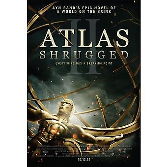 Atlas Shrugged Pt. 2 [DVD] USA importeren