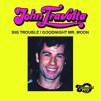 John Travolta - Big Trouble/Goodnight Mr. Moon USA import