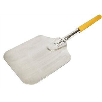 Wooden Handle Aluminium Pizza Peel