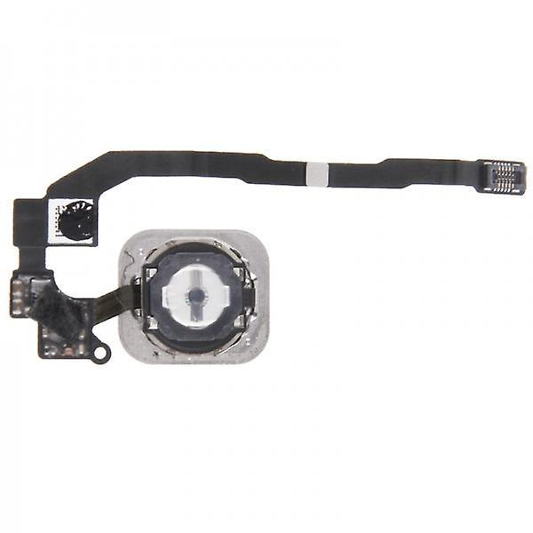 FOR Apple iPhone 5 sec Home button + Flex cable white