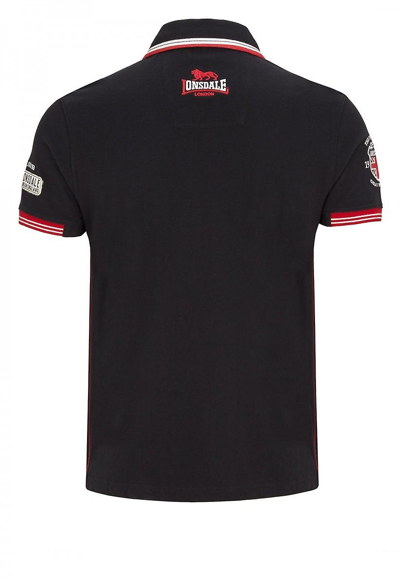 Lonsdale Men's Polo Shirt Sellindge