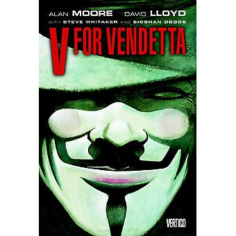 V For Vendetta New Edition TP (Paperback) by Moore Alan