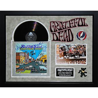 Grateful Dead - Shakedown Street - Signed Album