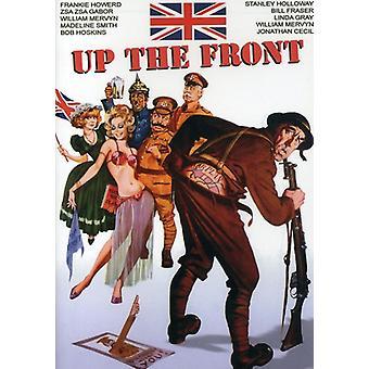 El frente [DVD] los E.e.u.u. la importación