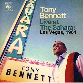 Tony Bennett - Live at the Sahara-Las Vegas 1964 [CD] USA import
