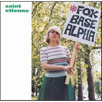 Saint Etienne - Foxbase Alpha [CD] USA import