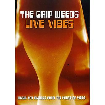 Greb ukrudt - Live Vibes [DVD] USA importerer