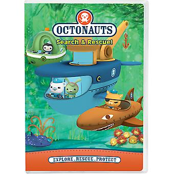 Octonauts: Search & Rescue [DVD] USA import