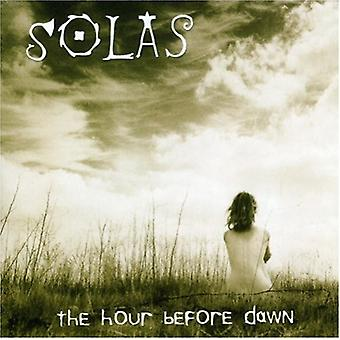 Solas - Hour Before Dawn [CD] USA import