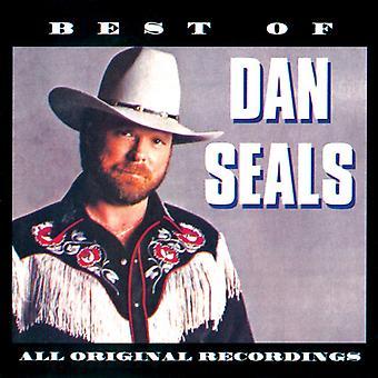 Dan Seals - Best of import USA Dan Seals [CD]
