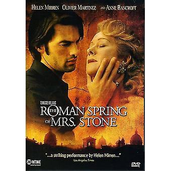 Romerske foråret af fru Stone [DVD] USA importerer
