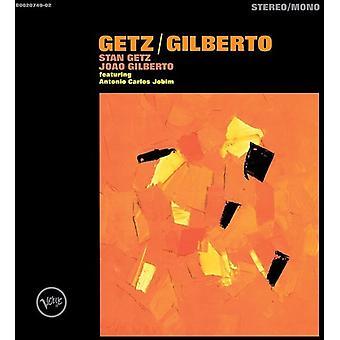 Getz, Stan / Gilberto, Joao - Getz/Gilberto: 50 import de USA de aniversario [CD]