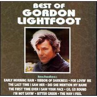 Gordon Lightfoot - beste van Lightfoot Gordon [CD] USA import