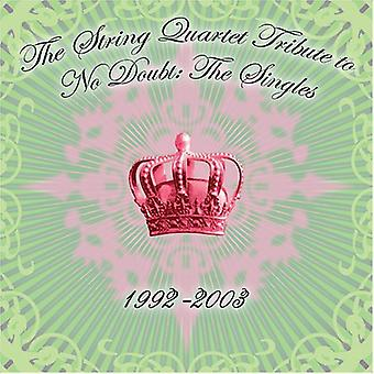 Tribute to No Doubt - String Quartet Tribute to No Doubt [CD] USA import