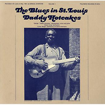 Daddy Hotcakes - Vol. 1-Blues in st. Louis: Daddy Hotcakes [CD] USA import