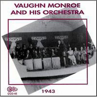 Vaughn Monroe - 1943 [CD] USA import