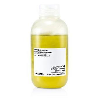 Davines Momo Moisturizing Shampoo (For Dry or Dehydrated Hair) - 250ml/8.45oz